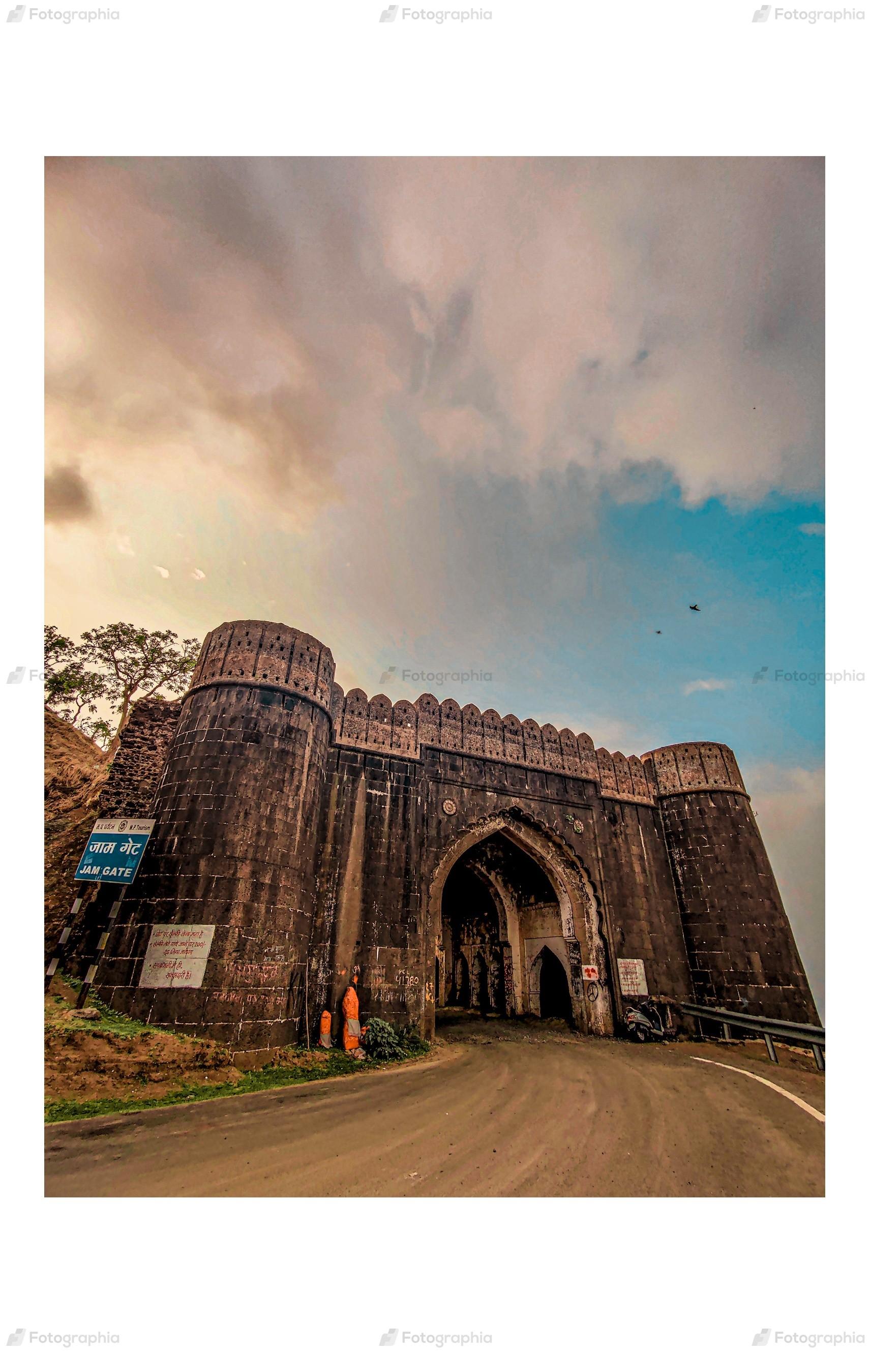 Jam Gate , Indore